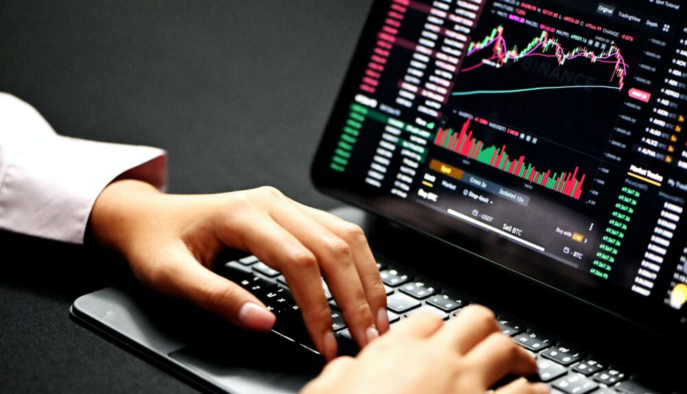 Online share trading